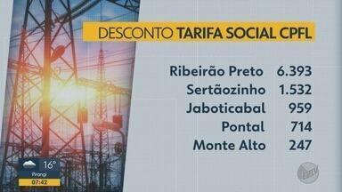 Medida provisória isenta pessoas de baixa renda de pagar conta de luz até 30 de junho - Em Ribeirão Preto, 6.393 clientes têm direito