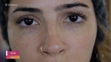 Lais Souza ensina como se mantem ativa em casa - Daiane dos Santos faz surpresa para a amiga