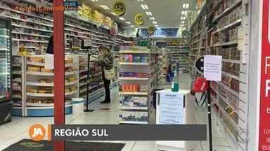 Prefeito de Rio Grande mantém restrições no comércio da cidade - Lojas de médio e grande porte e shoppings seguem com autorização para funcionar apenas com tele-entrega.