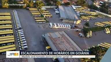 Escalonamento no comércio deve ser uma das medidas do novo decreto, em Goiânia - Documento ainda não publicado.