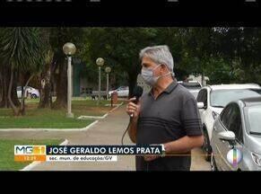 Kits de merenda ainda não foram entregues pela Prefeitura de Governador Valadares - De acordo com a Secretaria Municipal de Educação, faltam detalhes para que a distribuição tenha início.
