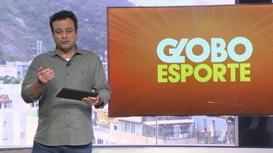 Eric Faria traz as últimas notícias do Globo Esporte - Eric Faria traz as últimas notícias do Globo Esporte