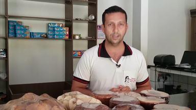 Inter TV Rural mostra a tradição do biscoito de polvilho em São João do Jacutinga - Tradição de família que atravessa gerações.