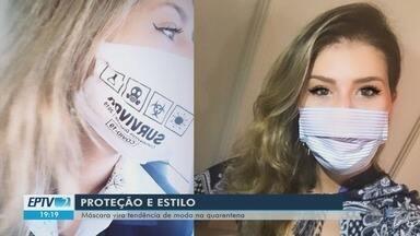 Máscaras caseiras garantem proteção contra o coronavírus - Saiba como usar e fazer