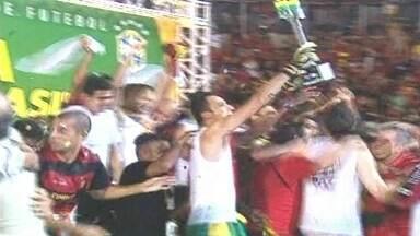 Magrão fala sobre título da Copa do Brasil de 2008 - Magrão fala sobre título da Copa do Brasil de 2008