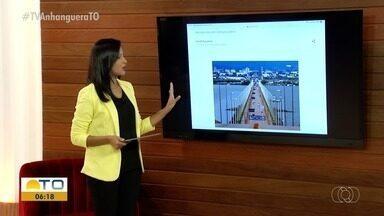 G1: Justiça determina que Estado retire nome de Fernando Henrique de ponte em Palmas - G1: Justiça determina que Estado retire nome de Fernando Henrique de ponte em Palmas