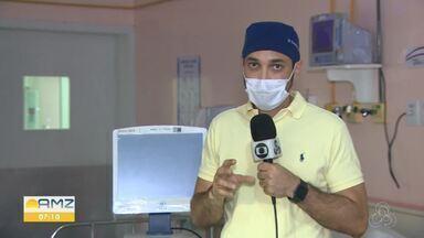 Compra do hospital Regina Pacis foi anunciada pelo secretário de saúde - De acordo com Fernando Máximo, em 15 dias os atendimentos devem ser oferecidos.