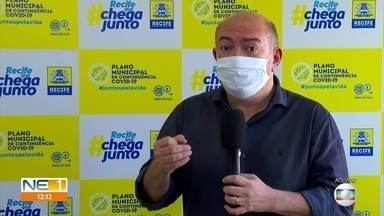Secretário de Saúde do Recife tira dúvidas sobre prevenção e fala de ações na pandemia - Jailson Correia falou sobre o trabalho desenvolvido pela prefeitura para conscientização e apoio às pessoas infectadas.