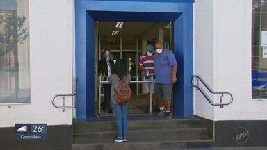 Agências bancárias em Poços de Caldas instalam dispositivos de segurança - Medida é para evitar ataques a bancos