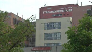 Hospitais estaduais do Alto Tietê têm leitos ocupados - O Santa Marcelina, em Itaquaquecetuba, e o Luzia de Pinho Melo, em Mogi, estão com todos os leitos de UTI para casos de Covid-19 ocupados. O terceiro hospital da região, que atende pacientes com a doença, regional de Ferraz de Vasconcelos, registra ocupação de 40%.