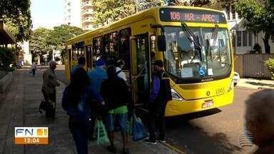 Ônibus são incluídos no transporte de Presidente Prudente para evitar aglomerações - Acréscimo de seis veículos visa evitar a propagação da Covid-19.