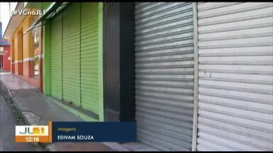 Serviços não essenciais são fechados e ruas fiscalizadas em Bragança - O município é um dos 16 do Pará que implementou o lockdown.
