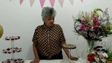 Moradora de Poá comemora aniversário de 80 anos com ajuda da tecnologia - Com a quarentena de prevenção do novo coronavírus, reuniões de famílias deixaram de fazer parte das rotinas das pessoas.