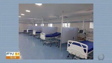 Cidades do Oeste Paulista se preocupam com a falta de respiradores - Aparelhos são usados em pacientes com a Covid-19.