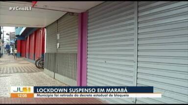 Marabá é retirada do decreto estadual de lockdown - O município declarou que não há necessidade de implementar a medida no momento.