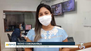 Taxa de letalidade em Guajará-Mirim é de 50% - Deputado estadual pede intervenção na saúde do município.