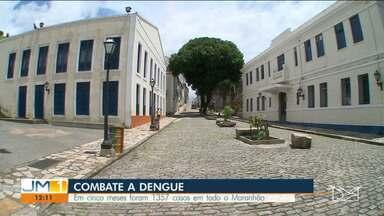 Secretário de Saúde do Maranhão divulga aumento de casos de dengue no estado - Em cinco meses foram 1357 casos em todo o Maranhão