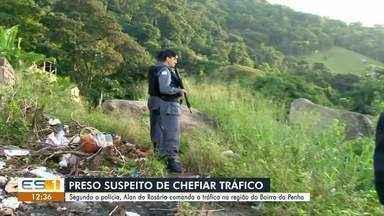 Foguetórios são registrados em morros de Vitória - Polícia comentou sobre o caso.