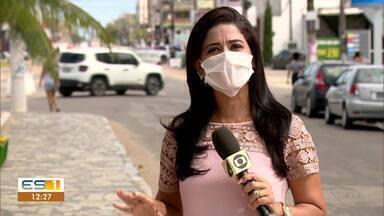 São Mateus torna obrigatório uso de máscaras nas ruas, no Norte do ES - Saiba como a máscara deve ser usada.