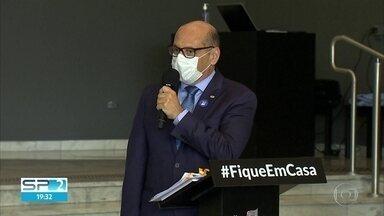 Covid-19 mata mais que outras doenças no país, diz coordenador do centro de contingência - São 5.363 mortes no estado de São Paulo. Na capital são quase 6.500 mortes entre casos suspeitos e confirmados