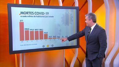 Brasil tem 291,5 mil casos confirmados do novo coronavírus - O número de casos confirmados da doença deu um salto nas últimas 24 horas. O aumento foi de quase 20 mil pessoas infectadas.