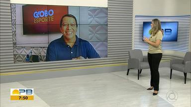 Kako Marques traz as notícias do esporte no Bom Dia Paraíba desta quinta-feira (21.05.20) - Fique por dentro do que rola no mundo esportivo durante a pandemia