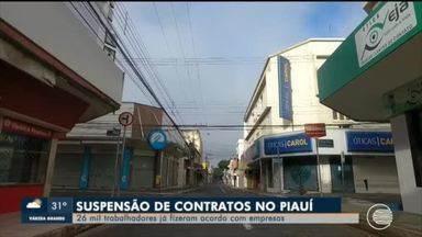 26 mil trabalhadores já fizeram acordo com empresas no Piauí - 26 mil trabalhadores já fizeram acordo com empresas no Piauí