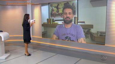 Paulo Germano comenta reabertura de bares em Porto Alegre - Assista ao vídeo.