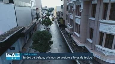 Prefeitura de Ribeirão propõe ao governo de SP retomada econômica total até 13 de julho - Primeira etapa de plano prevê reabertura, a partir de 1º de junho, de setores para higiene e cuidados pessoais, lojas de costura e aviamentos. Veja outras propostas.