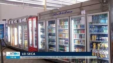TJ mantém liminar que autoriza venda de bebida alcoólica em Palmas - TJ mantém liminar que autoriza venda de bebida alcoólica em Palmas