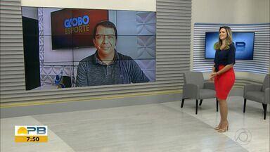 Kako Marques traz as notícias do esporte no Bom Dia Paraíba desta sexta-feira (22.05.20) - Fique por dentro de tudo que está rolando no esporte em meio à pandemia do novo coronavírus