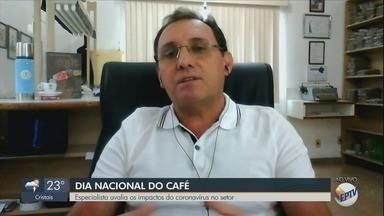 Especialista avalia impactos do coronavírus no mercado de café - Especialista avalia impactos do coronavírus no mercado de café