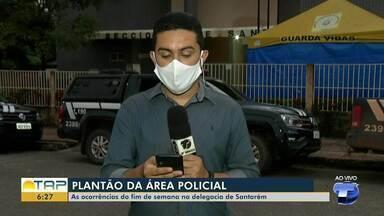 Confira as notícias do plantão policial desta segunda-feira no Bom Dia Tapajós - Confira as notícias do plantão policial desta segunda-feira no Bom Dia Tapajós.
