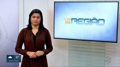 Bom Dia Região - edição de segunda-feira, 25/05/2020 - Bom Dia Região - edição de segunda-feira, 25/05/2020