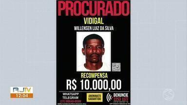 Confira lista de procurados da Justiça no Sul do Rio e Costa Verde - Crimes cometidos vão de interceptação telefônica a homicídio qualificado.