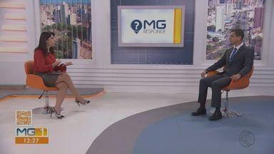 MG Responde: procurador do Trabalho tira dúvidas sobre redução de jornada - Procurador do Ministério Público do Trabalho, Paulo Veloso respondeu perguntas da população durante o MG1 sobre o tema e também e suspensão de contratos; veja mais.
