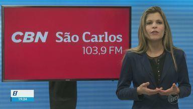 UFSCar faz debate virtual sobre violência doméstico no contexto da pandemia de coronavírus - Veja as informações com a repórter da CBN Michelle Jardim.