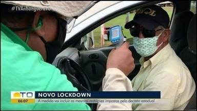 Prefeito de Darcinópolis decreta novo lockdown após aumento de casos de coronavírus - Prefeito de Darcinópolis decreta novo lockdown após aumento de casos de coronavírus