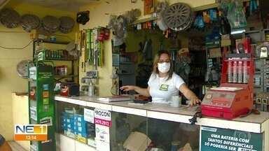 Pequenos negócios ameaçados pela pandemia preocupam empreendedores - Segundo eles, empréstimos bancários não estão saindo da maneira que o governo federal prometeu.