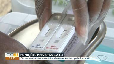 Médica acusada de trabalhar infectada pode ser detida, diz advogado - Profissional foi testada positiva com a Covid-19, mas mesmo assim foi flagrada atendendo em um clínica particular em Guarapari