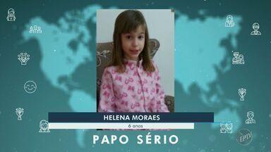 Coronavírus: papo sério de Lívia e Helena - Crianças de 4 e 6 anos comentam a pandemia do vírus Sars-CoV-2.