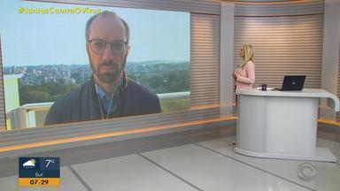 Daniel Scola fala sobre as fraudes no Auxílio Emergencial - Assista ao vídeo.