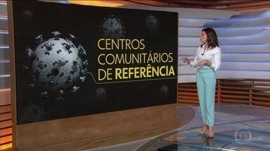 Governo federal cria centros de referência para enfrentamento à Covid-19 nas favelas - Os centros serão criados para mapear os casos de coronavírus, além de destinar ajuda financeira mensal de acordo com o tamanho da favela.