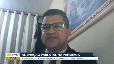 Advogado orienta sobre a prática da alienação parental durante a pandemia - A prática não pode ser usada para rompimento do convívio familiar.
