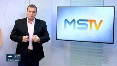 MSTV 1ª Edição Dourados de quarta-feira, 3 de junho de 2020 - Telejornal que traz as notícias locais, mostrando o que acontece na sua região com prestação de serviço, boletins de trânsito e previsão do tempo.
