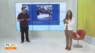 Veja a íntegra do RJ1 desta quarta-feira, 06 de maio de 2020 - Apresentado por Ana Paula Mendes, o telejornal da hora do almoço traz as principais notícias das cidades da Região dos Lagos, Região Serrana e Norte Fluminense.