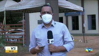 Confira os casos do novo coronavírus em Balsas - Repórter Gil Santos apresenta na manhã desta quinta-feira (4) os números atualizados de infectados pela doença no município.