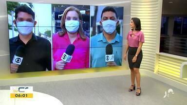 Veja os destaques do Bom Dia Ceará desta quinta-feira (4) - Saiba mais em g1.com.br/ce