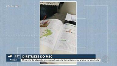 Secretarias de Educação discutem retorno das aulas presenciais em MS - Saiba qual é o planejamento do Estado, Capital, Corumbá, Dourados e Três Lagoas