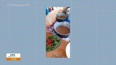 Telespectadores enviam fotos das refeições neste período de quarentena - Telespectadores enviam fotos das refeições neste período de quarentena